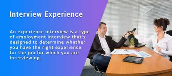 Online InterviewExperience Videos